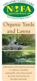 organic land care brochure pack of 50 nofa organic land care organic land care brochure pack of 50