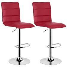 <b>Bar stools</b> in a set of <b>2</b> model Sunny | Woltu.eu
