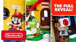 8 NEW <b>LEGO Super Mario</b> Expansion Sets! - YouTube
