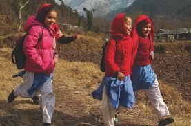 Building Back Equal: <b>Girls' back</b> to school guide | Plan International