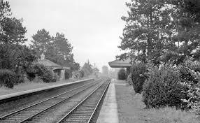 Bishops Cleeve railway station