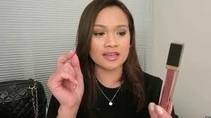 <b>Tom Ford Ultra Shine</b> Lip Gloss Full Review Pink Guilt 04 - YouTube