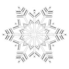 Image result for white snowflakes