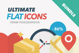 1000 high quality flat icons from pixelbuddha only 19 basic icons flat icons 1000