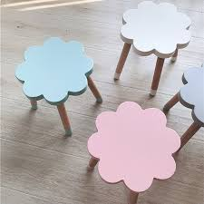 <b>Nordic</b> Style Flower Shape Baby Chair Kids <b>Room Furniture</b> ...