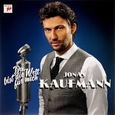 <b>Jonas Kaufmann</b>. Du Bist Die Welt Fur Mich (2 LP) — купить в ...