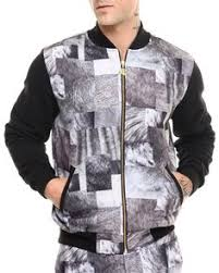 Remmy Baseball <b>Jacket</b> rom <b>Crooks & Castles</b>
