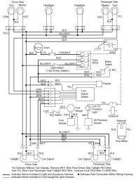 ezgo txt gas wiring diagram ezgo wiring diagrams cars wiring diagram for 2006 ezgo gas golf cart wiring image
