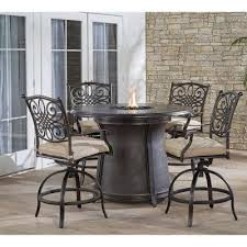 <b>Bar</b> Height - Patio Dining <b>Sets</b> - Patio Dining Furniture - The Home ...