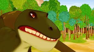 My Friend <b>Trex 2</b> | kids dinosaur videos | Franky Kids TV | Franky ...