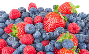 Berries Antioxidant food