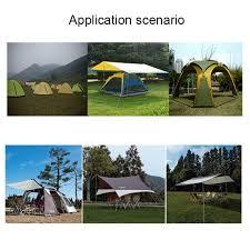 4 шт./компл. 3 мм 4 м <b>отражающий</b> Guyline палаточный шнур ...