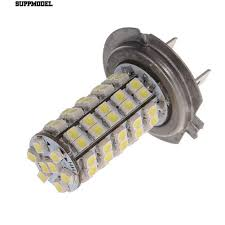 <b>2Pcs Super Bright</b> High Power <b>H7</b> 68 LED Car Auto Light Lamp Fog ...