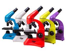 Купить <b>микроскоп Levenhuk Rainbow 50L</b> на официальном сайте