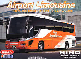 <b>Tokyo</b> Air Port Limousine Hino Serega (<b>Model</b> Car) - HobbySearch ...
