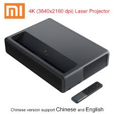 Xiaomi <b>mijia</b> 4K <b>laser projector</b> TV home theater short focus 5000 ...