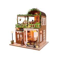 <b>Сборная модель DIY House</b> Лаунж кафе M906 купить в Интернет ...