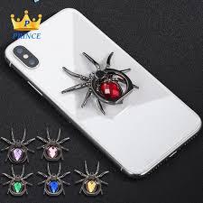 Ready Stock <b>Metal Spider Holder Spider Bling Holder</b> 360 Rotate ...