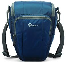 <b>Lowepro Toploader Zoom</b> 50 AW II, Blue <b>сумка</b> для фотокамеры ...