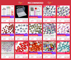Sunshine New Colour <b>SS3 SS30</b> Rhinestone for nail design Non hot ...