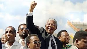Nelson Mandela Through the Years Photos - ABC News