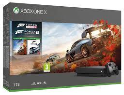 <b>Игровая приставка Microsoft Xbox</b> One X — купить по выгодной ...
