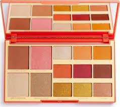 Makeup Revolution <b>Палетка</b> теней <b>Rachel</b> Leary Goddess-On-The ...