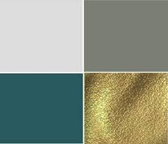 color scheme for new officeguest room dark teal charcoal gray gold chic mint teal office