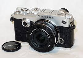 <b>Olympus PEN</b>-F (цифровой <b>фотоаппарат</b>) — Википедия