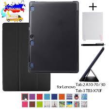 Cover <b>case for Lenovo Tab</b> 2 A10 70F A10 70L A10 30 X30F 10.1 ...