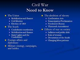war between the states apush mcelhaney  discussion essay question    civil war need to know the union the union mobilization and finance mobilization and finance civil