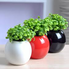 inspired home decor vases flower pots  new garden tools home furnishing european porcelain vase modern conci