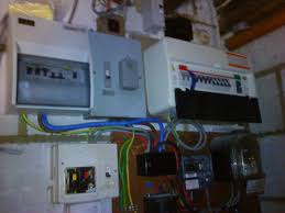 extension and electrical upgrades to house ford home electrics original fuse boxes house