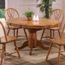 Pedestal Dining Table Eci Furniture 2150 Missouri Round Single Pedestal Dining Table