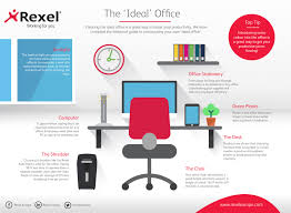 the ideal office for a productive day at work rexel blog cbt10987 rexel idealoffice