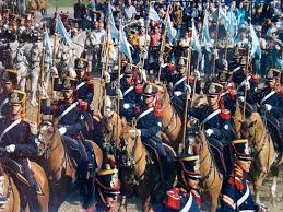Resultado de imagen para granaderos a caballo argentina