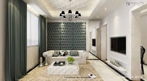 style living room decoration effect