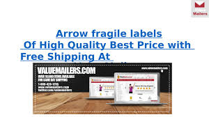 Arrow fragile labels Of <b>High Quality Best</b> Price with <b>Free Shipping</b> At ...