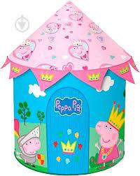 ᐉ <b>Палатка Peppa Pig</b> Волшебный замок Пеппы 30012 • Купить в ...