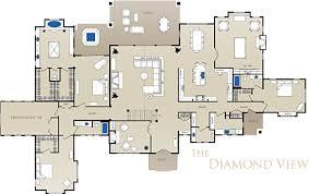 Custom Log Home Floor Plans   Wisconsin Log HomesModifying A Custom Floor Plan