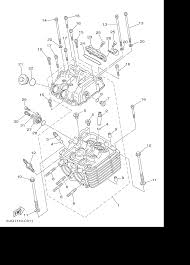 yamaha rhino engine diagram yamaha wiring diagrams online