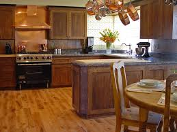 Wood Floor Kitchen Kitchen Flooring Essentials Hgtv