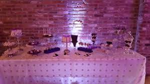 thumb uplighting a dessert table beautiful color table uplighting