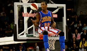 Image result for harlem globetrotters showare center 2016