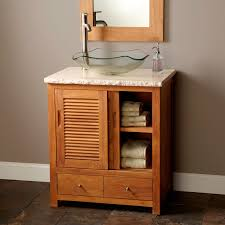 furniture white cream solid wood fresh cream solid wood floating bathroom vanity with rectangle white black b
