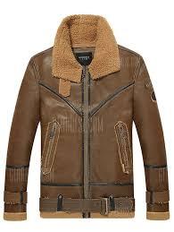 Men's <b>Fashion</b> Pu <b>Faux Leather</b> Coat Sale, Price & Reviews ...