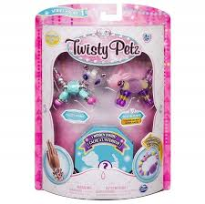 Купить <b>Twisty Petz Набор бусин</b> для плетения 3 браслетов ...