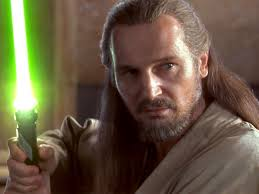Qui-Gon Jinn: Jedi Knight of Infinite Faith - Qui-Goncloseup