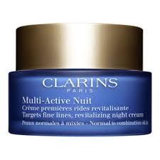<b>Clarins Multi-Active Ночной крем</b> против первых возрастных ...
