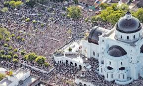 Resultado de imagen para el papa en paraguay virgen de Caacupé